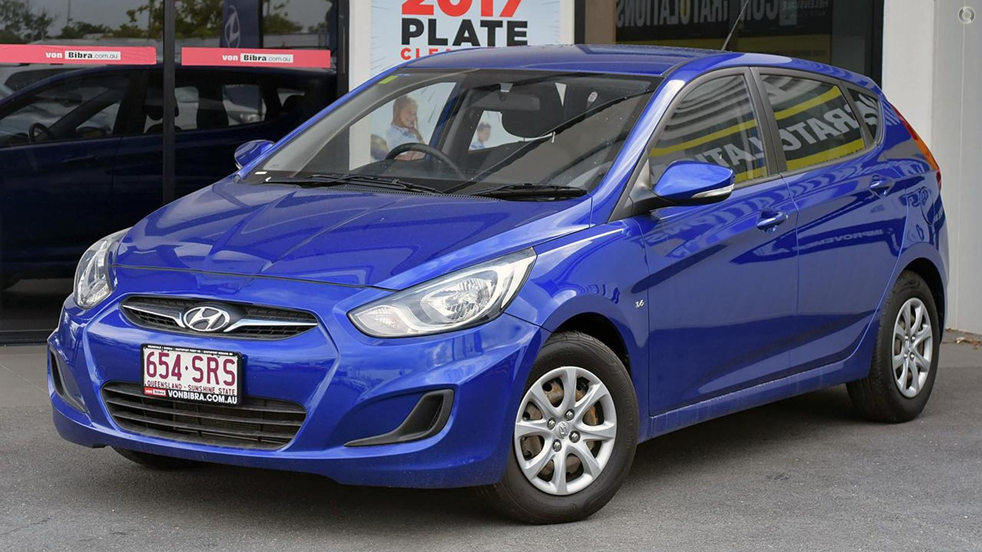 2012 Hyundai Accent RB