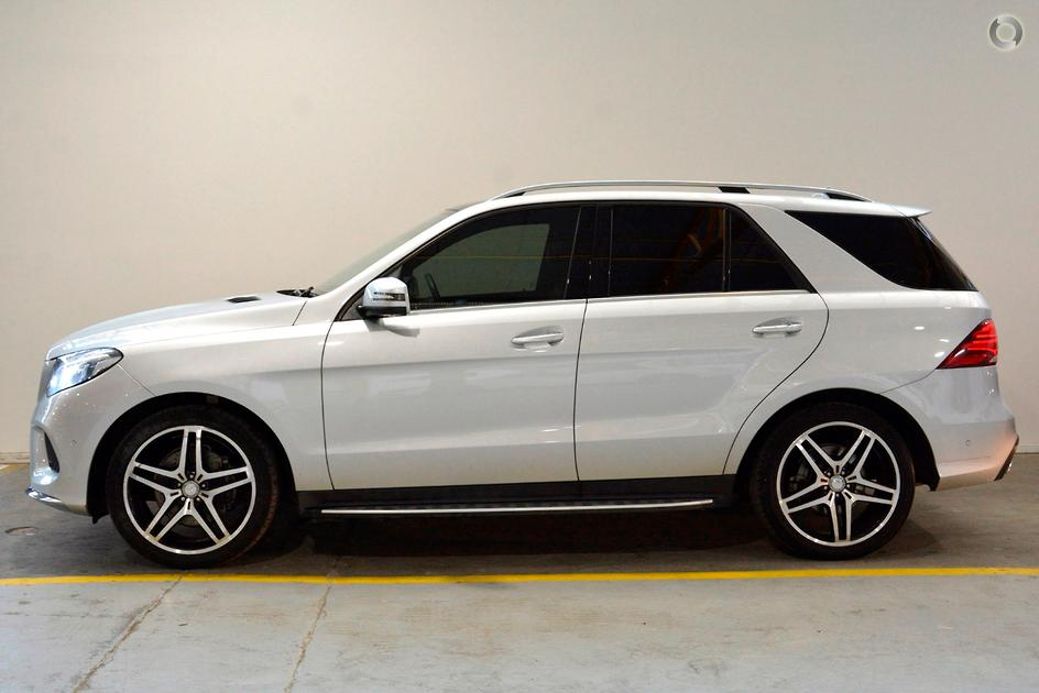 2015 Mercedes-Benz GLE 350 Wagon