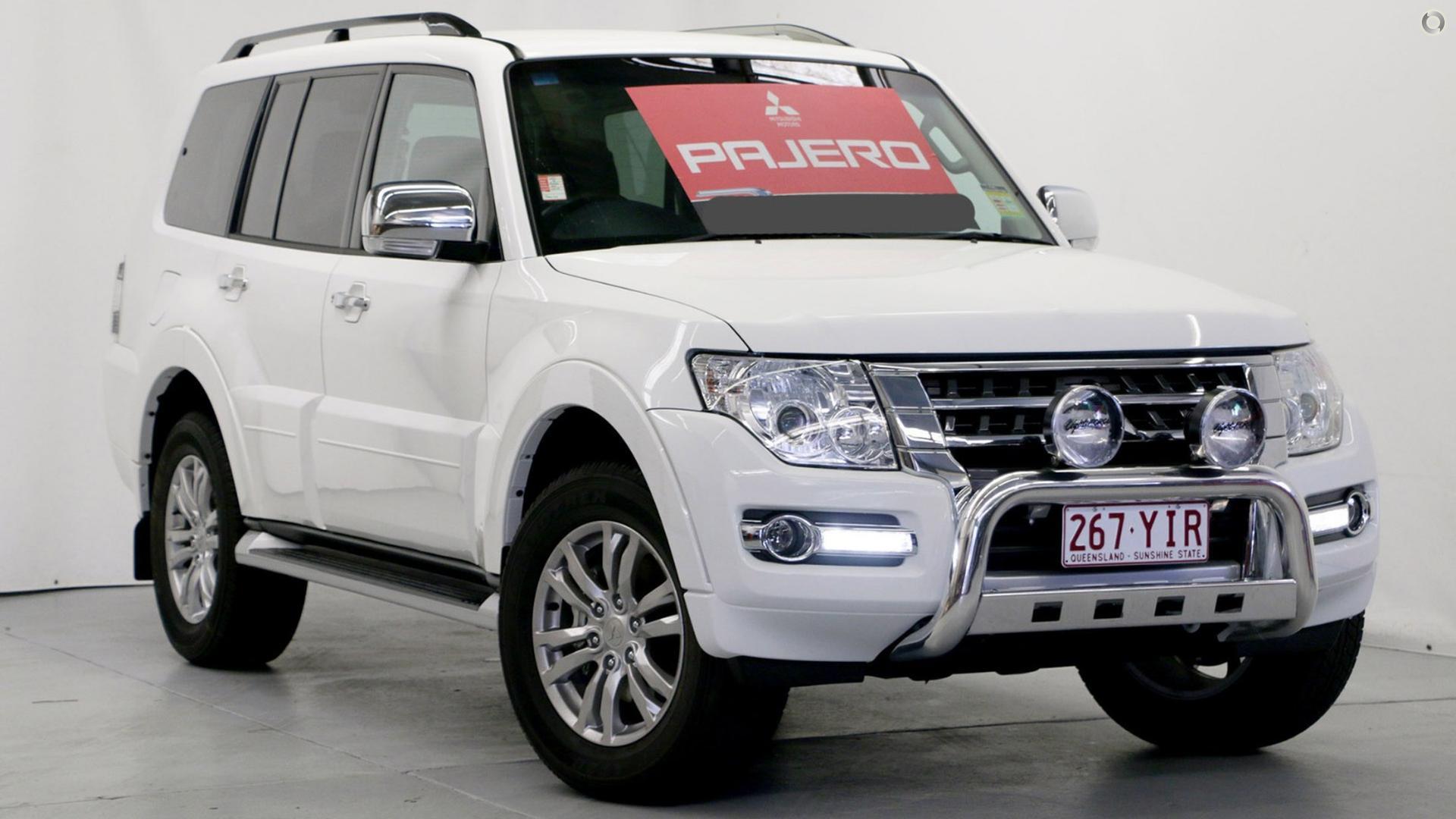 2018 Mitsubishi Pajero Glx