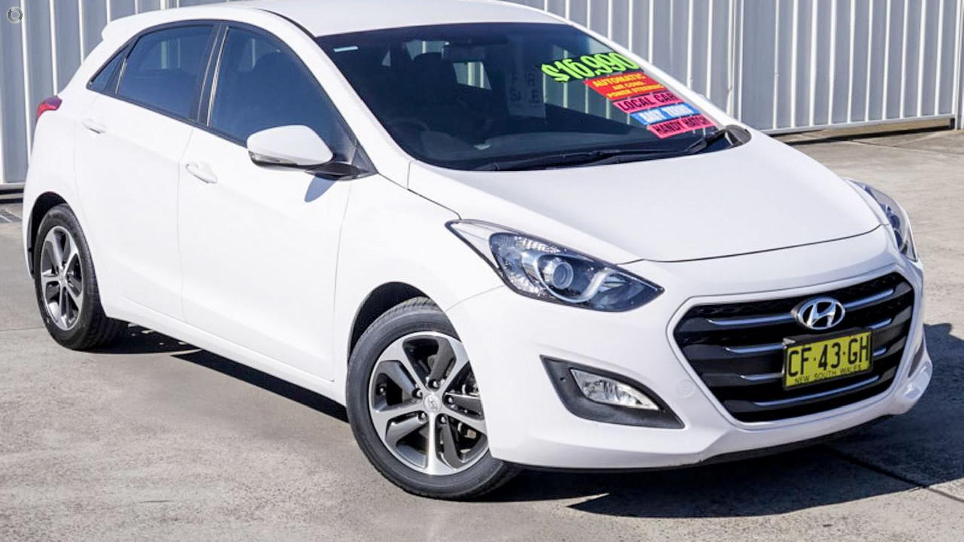 2015 Hyundai I30 GD4 Series II