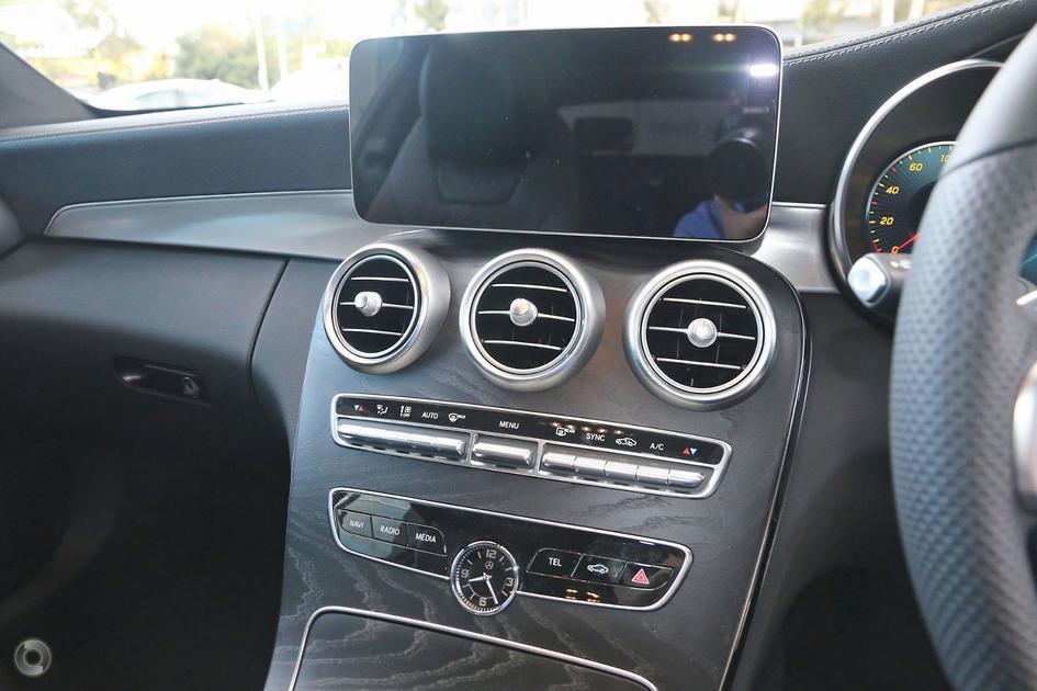 2018 Mercedes-Benz C 300 Coupe