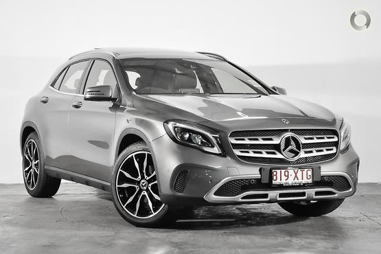 2017 Mercedes-Benz GLA 220