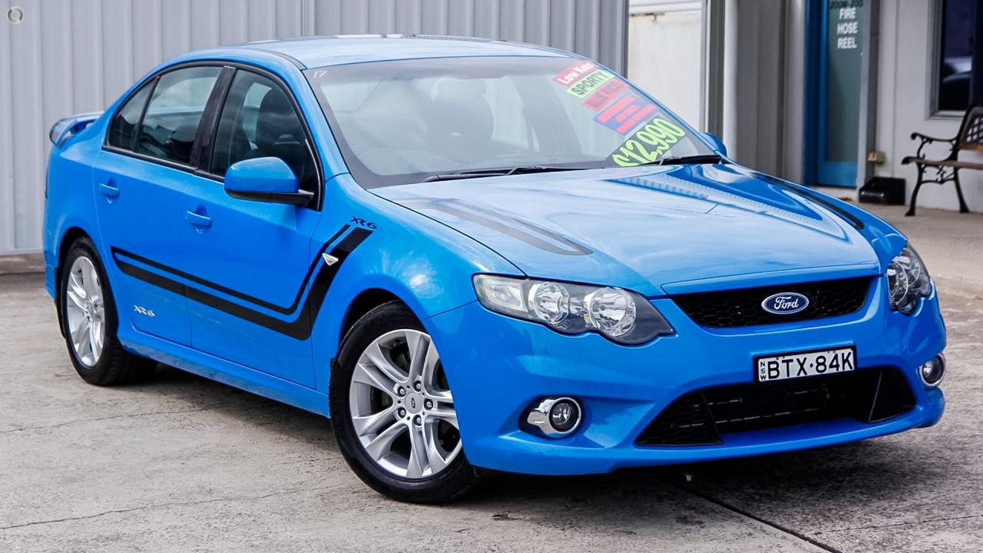 2010 Ford Falcon XR6 FG