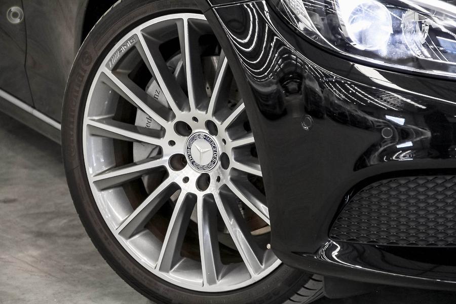 2016 Mercedes-Benz C 350 Sedan
