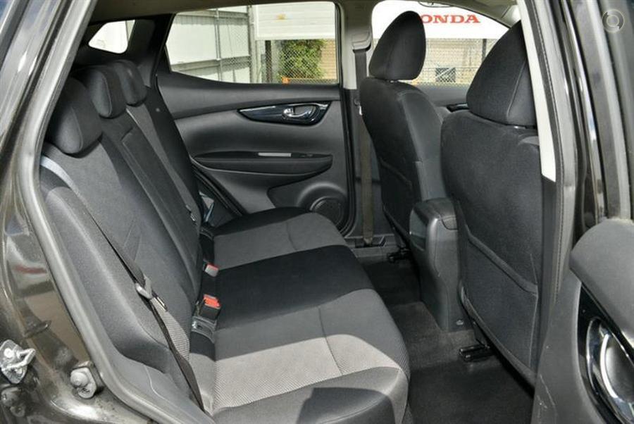 2016 Nissan QASHQAI TS