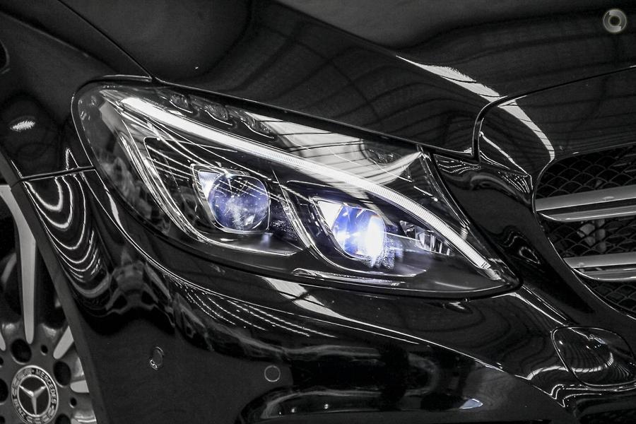 2017 Mercedes-Benz C 250 Sedan