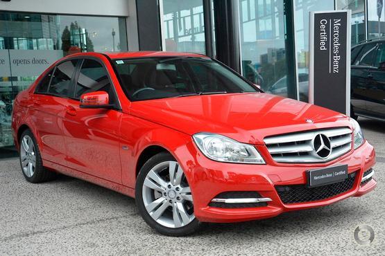 2012 Mercedes-Benz <br>C 200