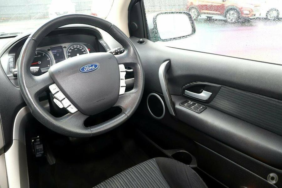 2012 Ford Territory TS SZ