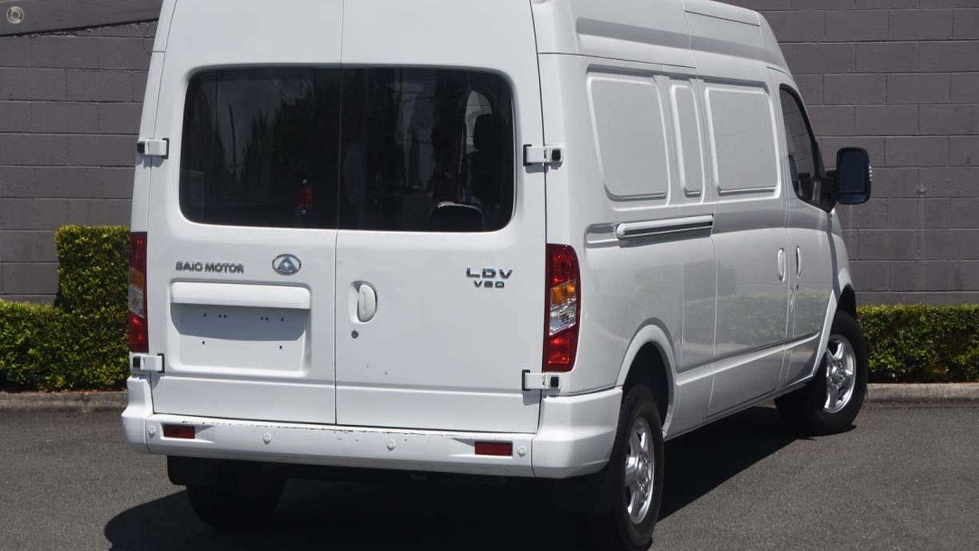 2015 Ldv V80  (No Series)