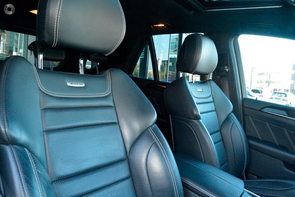 2013 Mercedes-Benz ML 63 Wagon