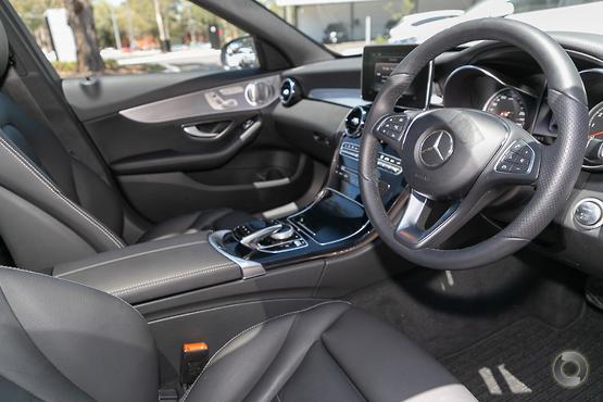 2018 Mercedes-Benz C 350