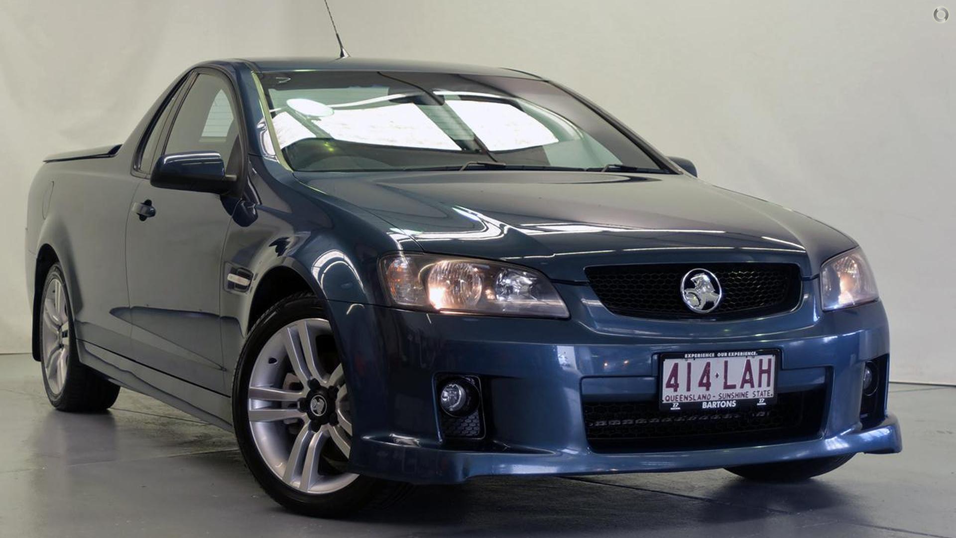 2008 Holden Ute Sv6 60th Anniversary