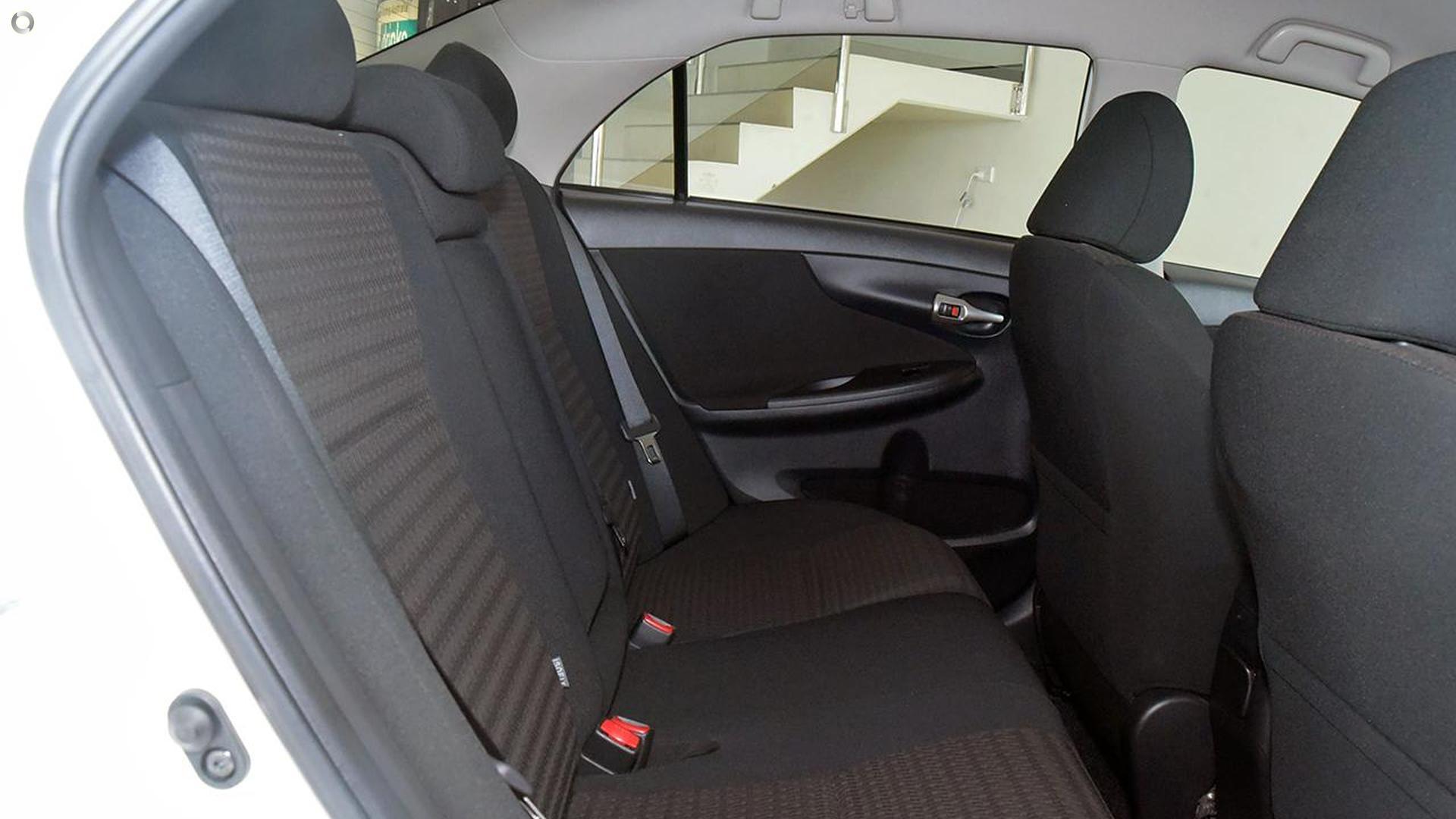 2012 Toyota Corolla Ascent ZRE152R