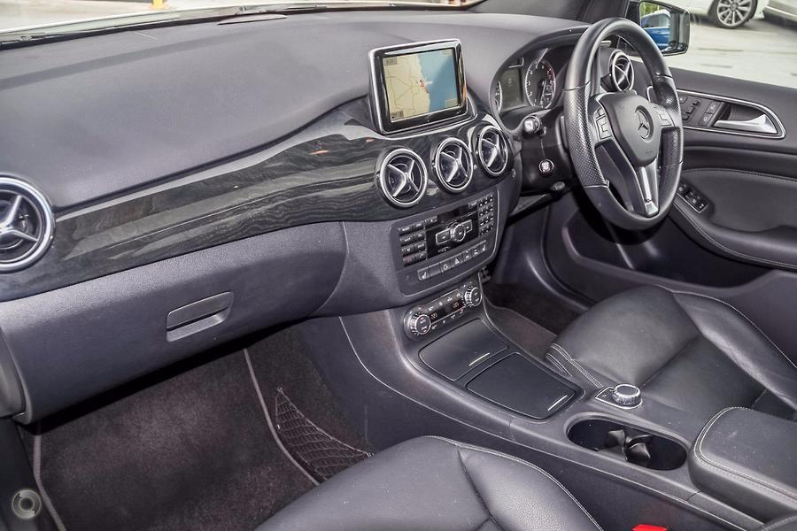 2014 Mercedes-Benz B 250 Hatch
