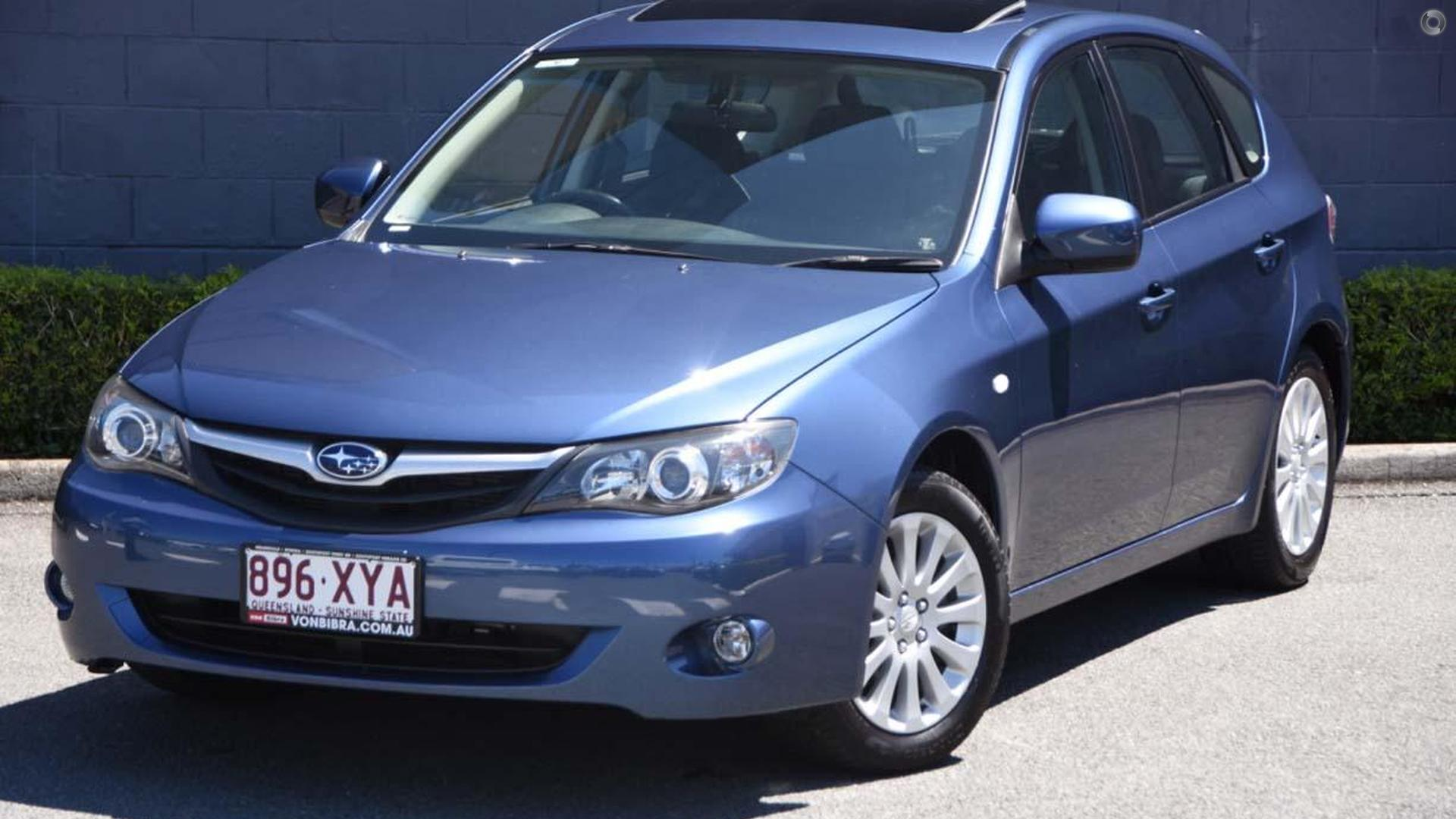 2010 Subaru Impreza G3