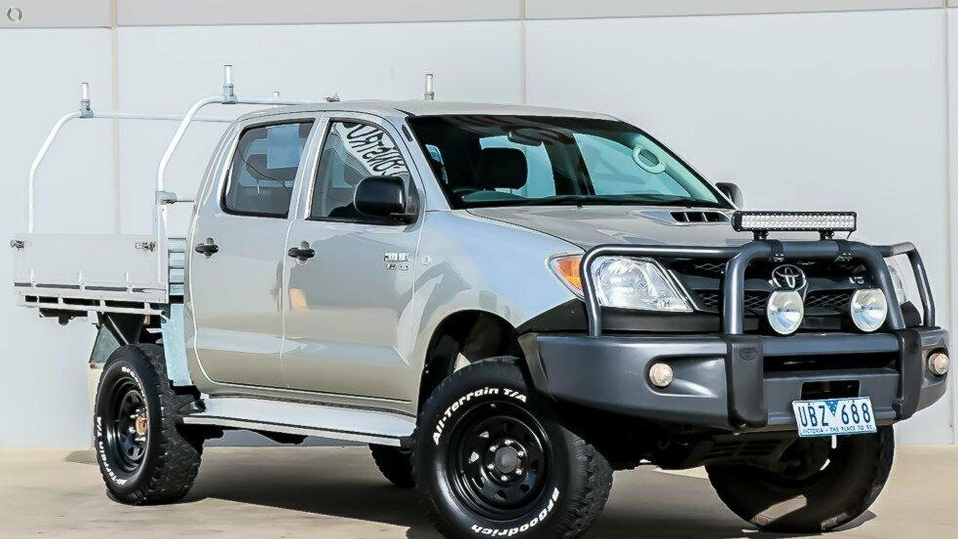 2006 Toyota Hilux GGN25R