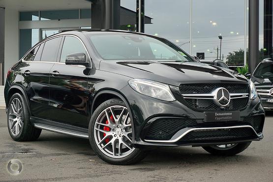 2018 Mercedes-Benz <br>GLE 63