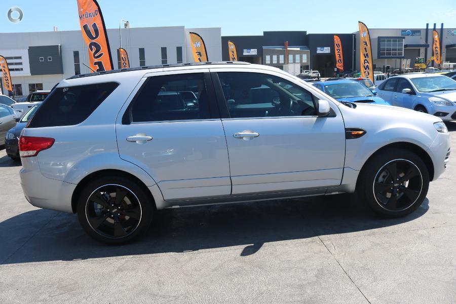 2012 Ford Territory TX SZ