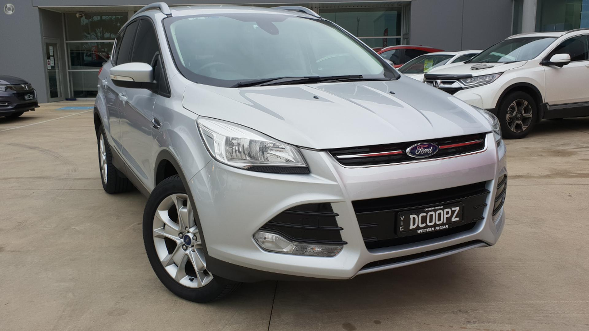2014 Ford Kuga Trend TF