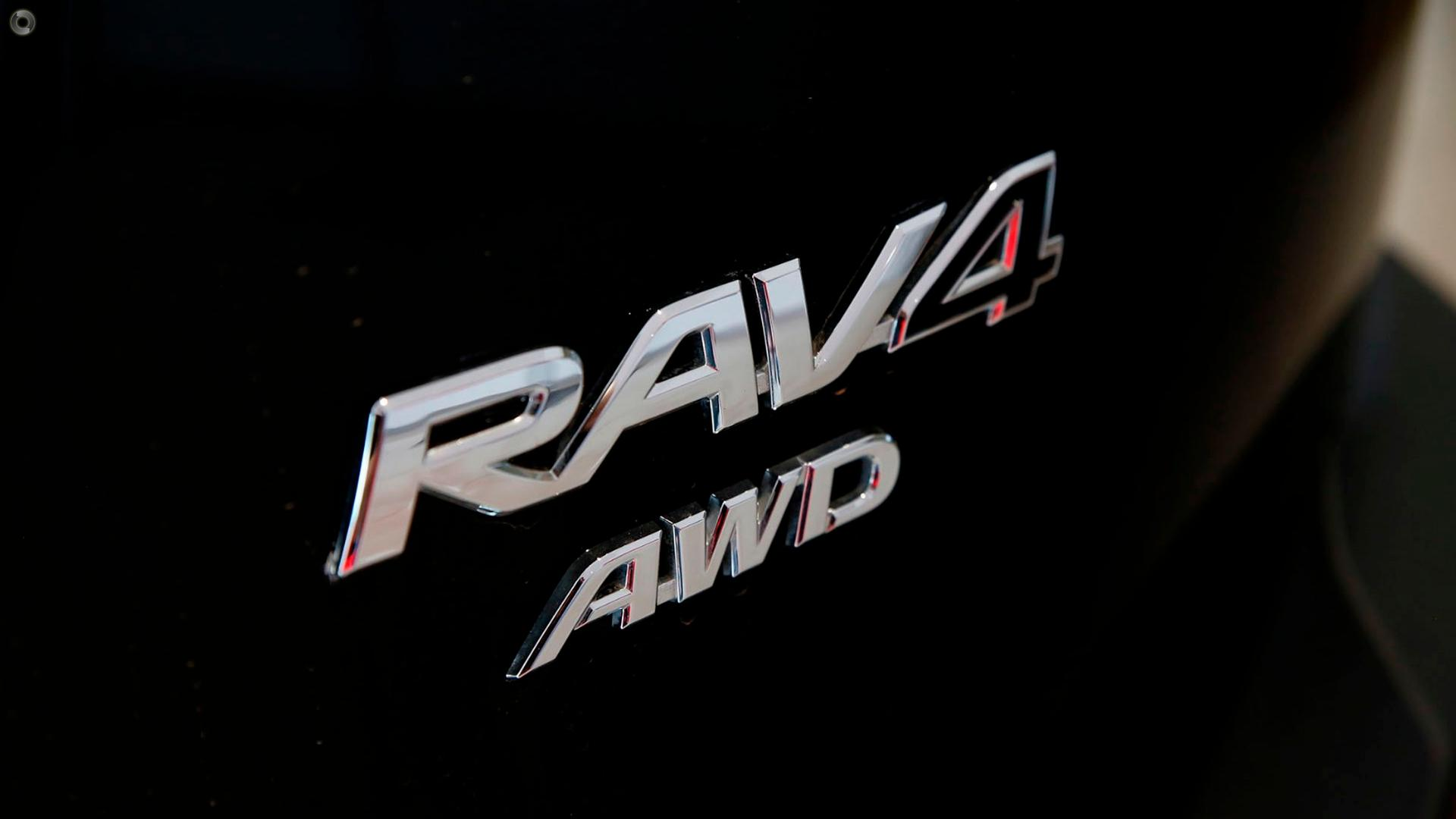 2013 Toyota Rav4 GX ASA44R