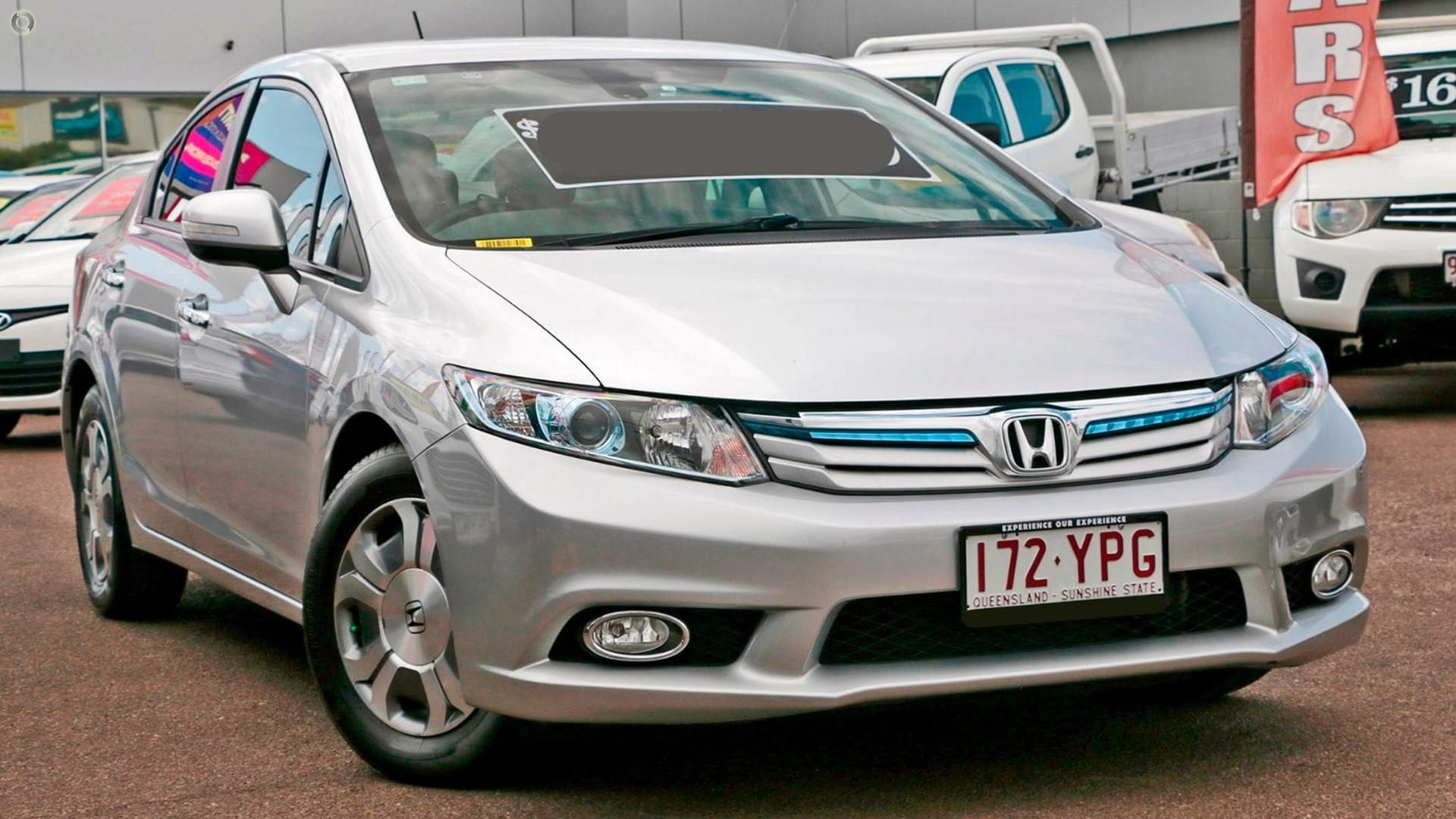 2012 Honda Civic Hybrid 9th Gen