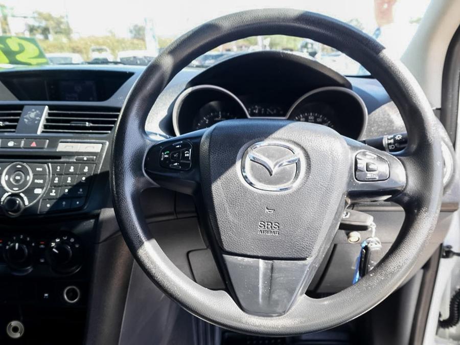 2013 Mazda Bt-50 XT Hi-Rider UP