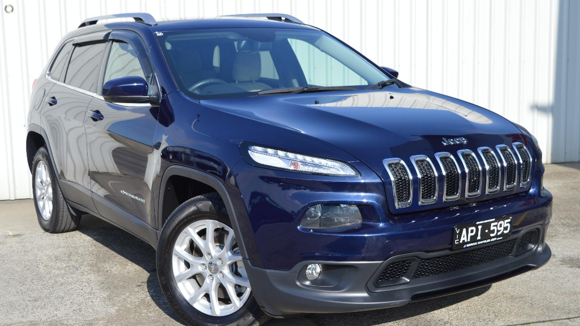 2016 Jeep Cherokee Longitude KL