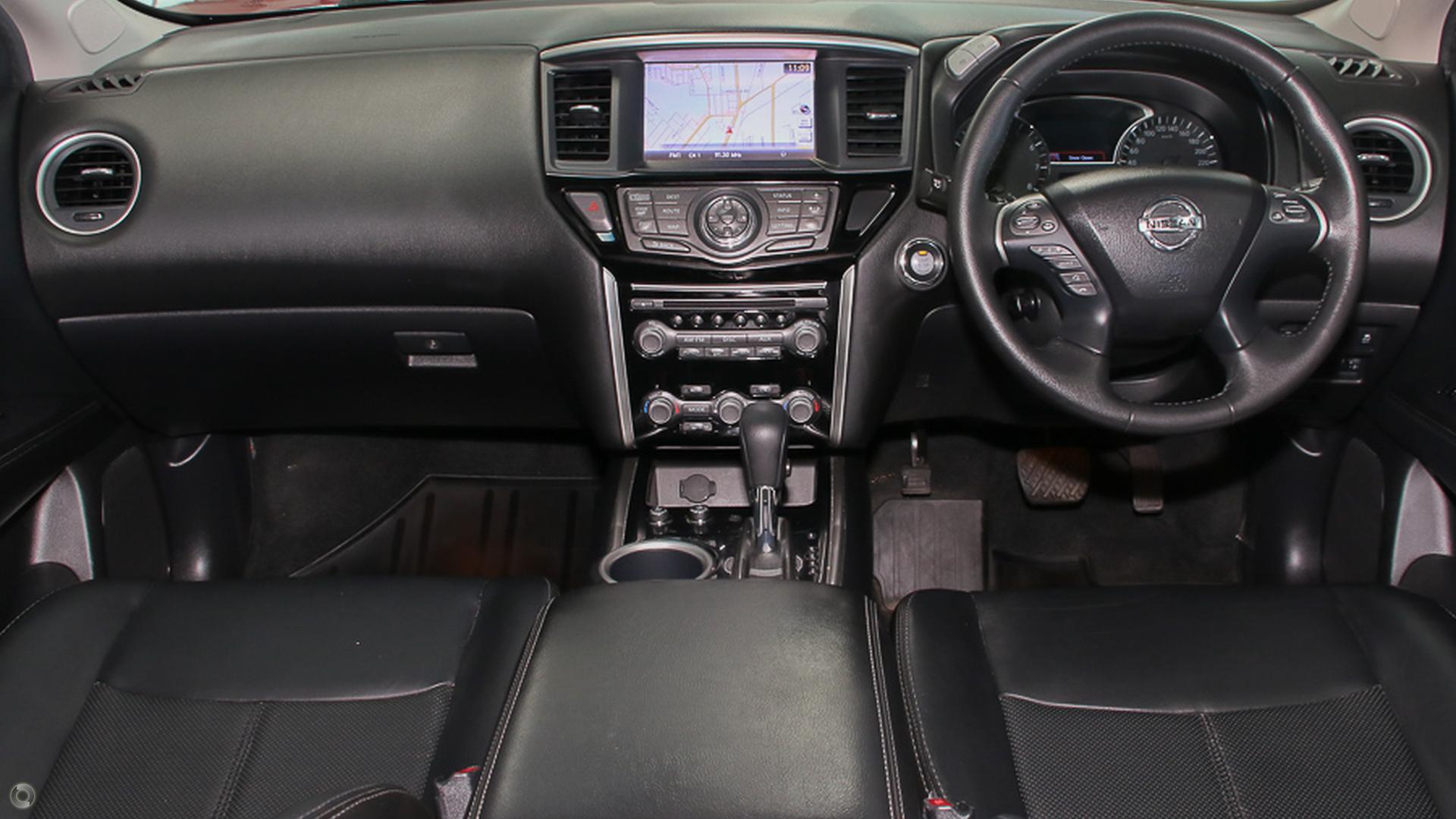 2013 Nissan Pathfinder Ti R52
