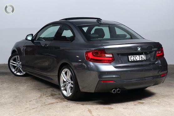 2015 BMW 228 i M Sport