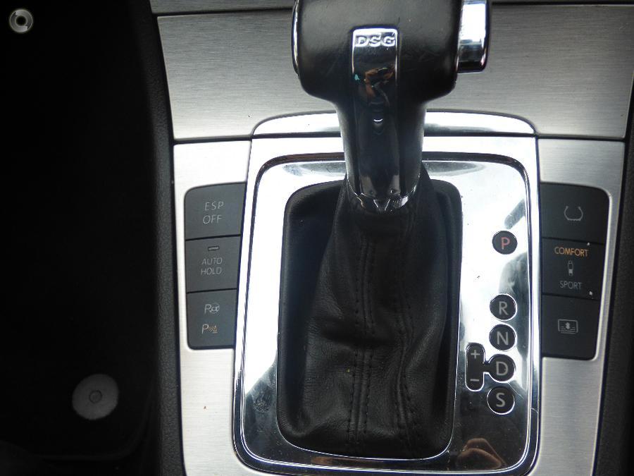 2009 Volkswagen Passat 125TDI CC Type 3CC