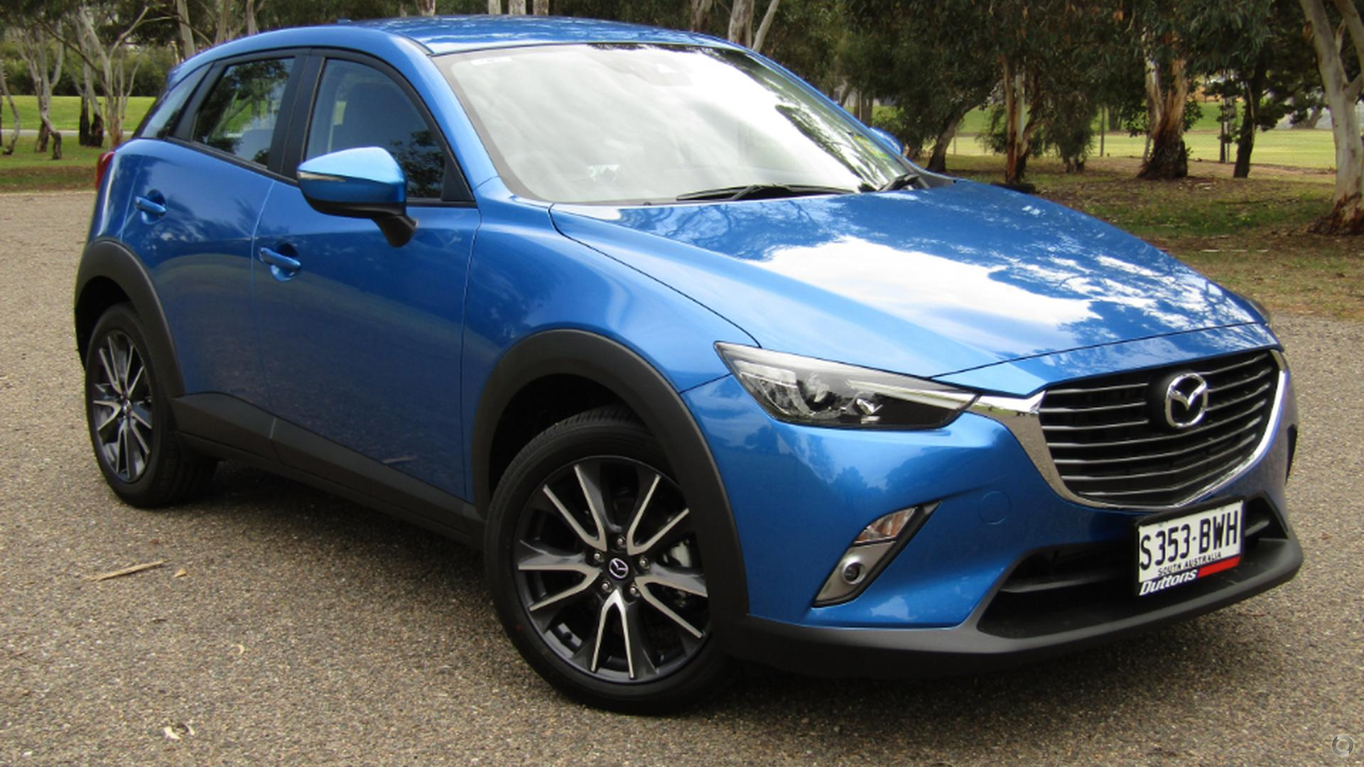 2018 Mazda Cx-3 Stouring