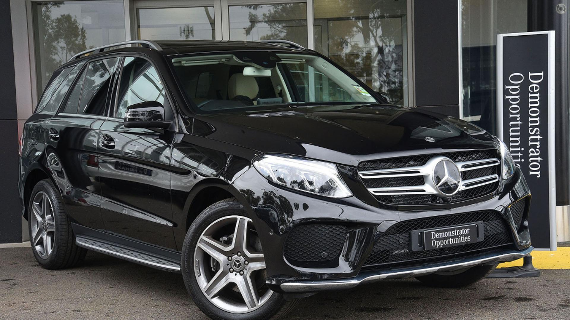... 2018 Mercedes Benz GLE 250 Wagon ...