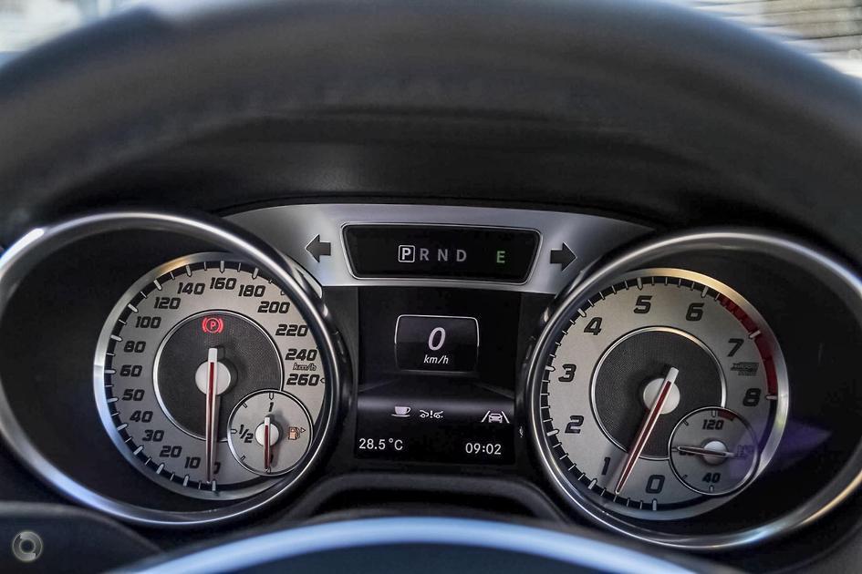 2012 Mercedes-Benz SL 500 Roadster
