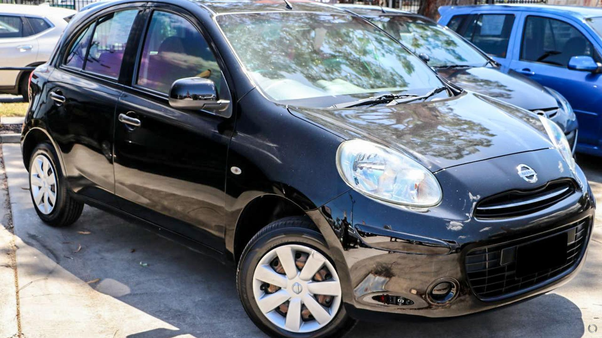 2012 Nissan Micra ST