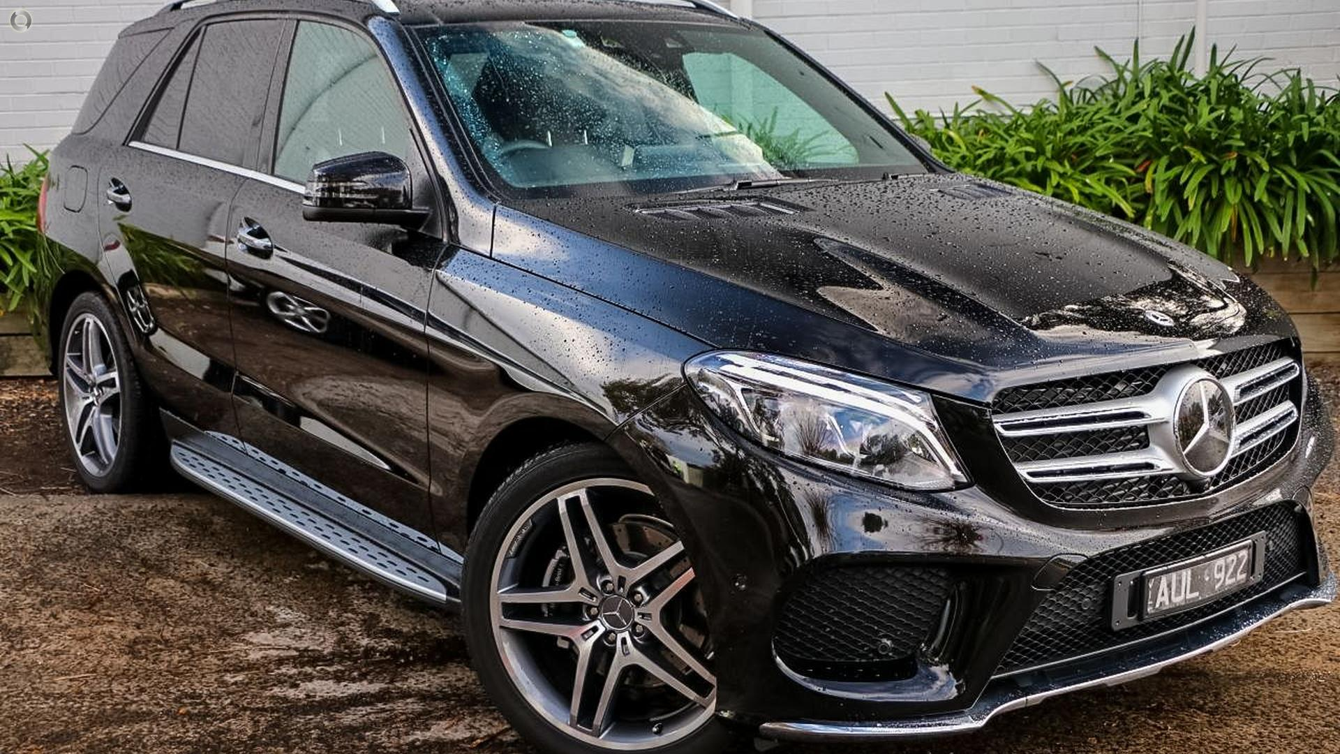 ... 2018 Mercedes Benz GLE 350 Wagon ...