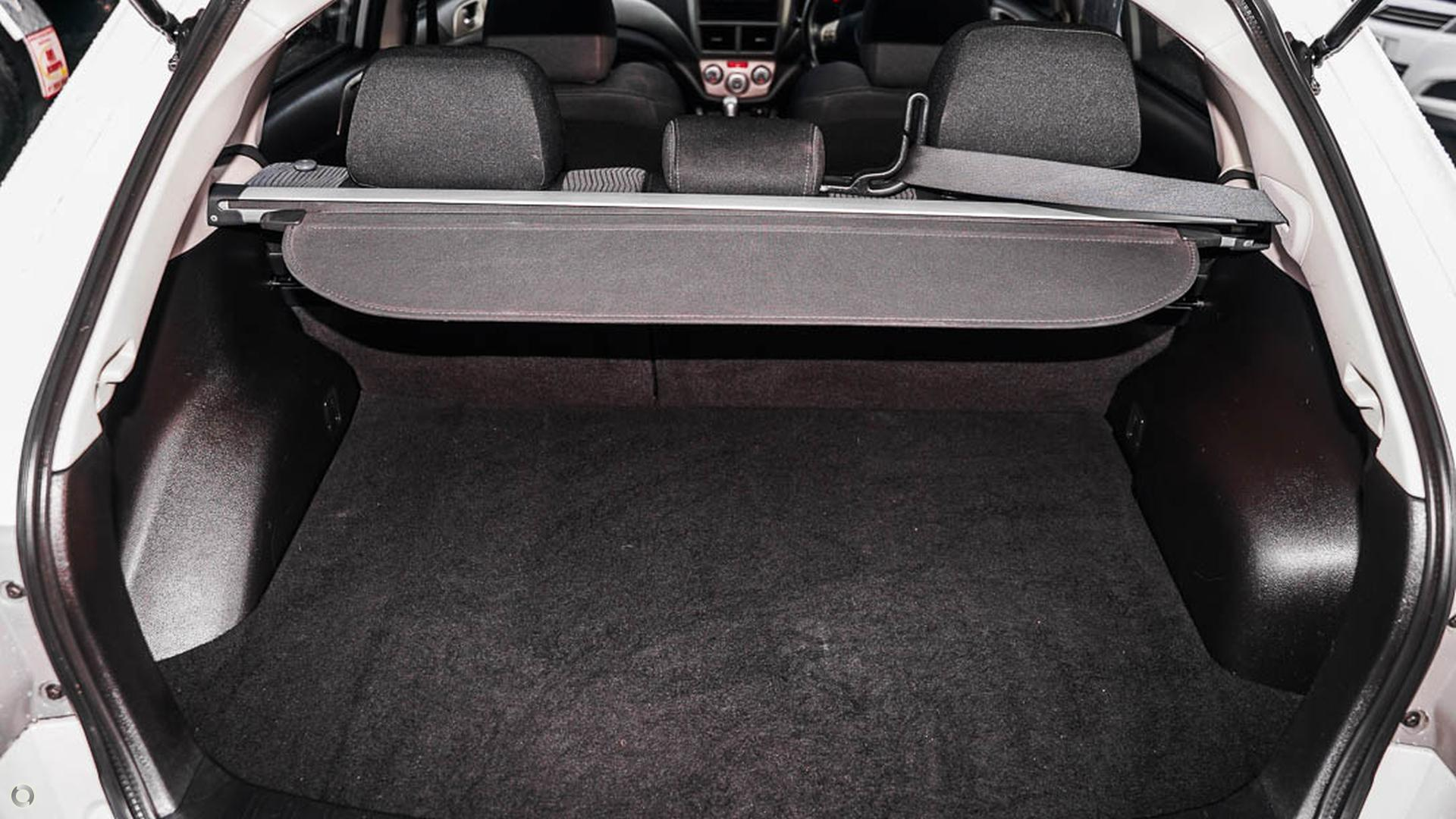 2008 Subaru Impreza RS G3