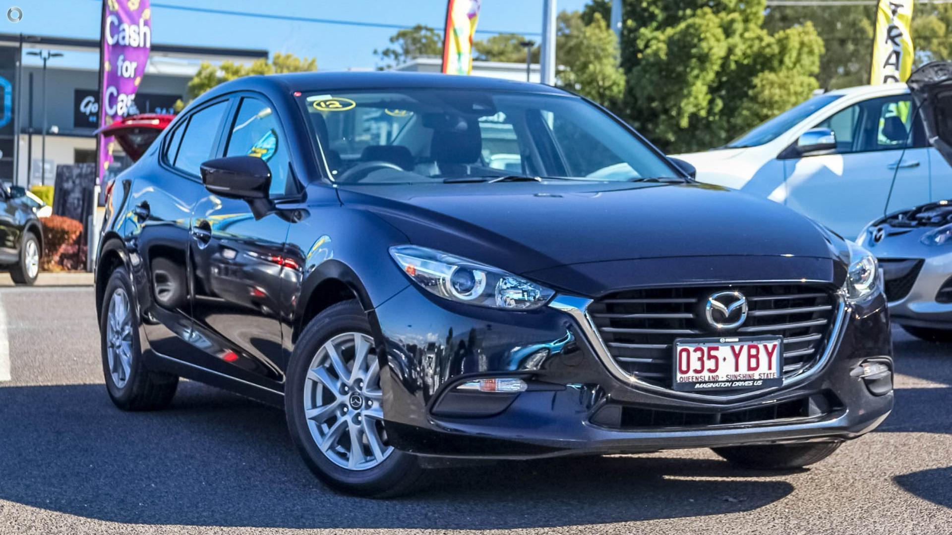2017 Mazda 3 Neo