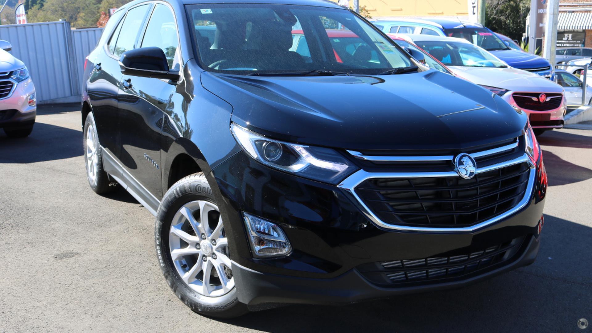 2017 Holden Equinox Ls+