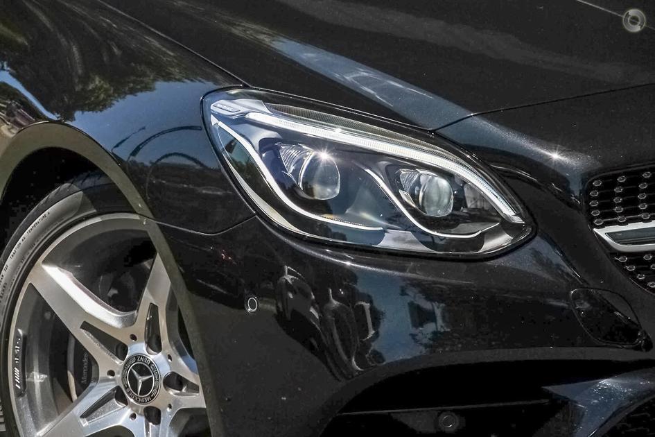 2018 Mercedes-Benz SLC 200 Roadster