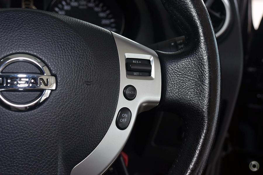 2012 Nissan Dualis ST J10 Series 3