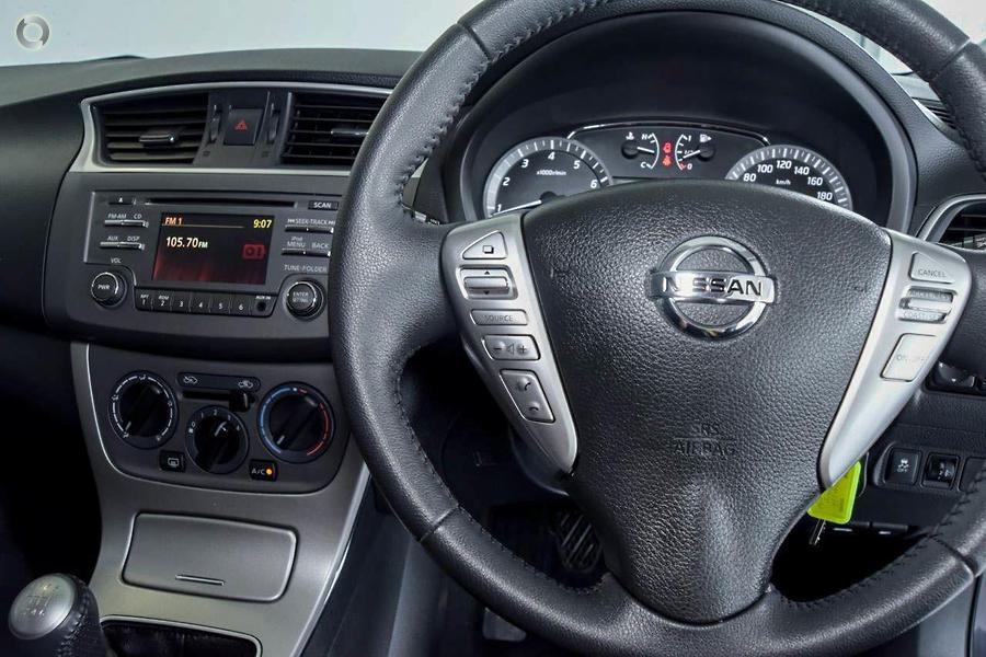 2016 Nissan Pulsar ST-L C12 Series 2