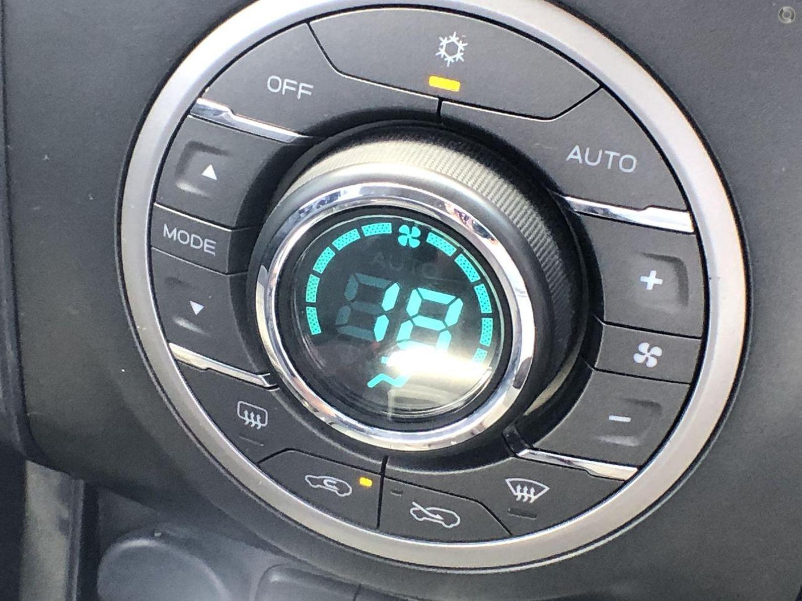 2012 Holden Colorado LTZ RG