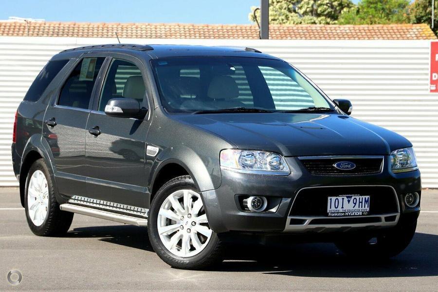 2010 Ford Territory Ghia SY MKII