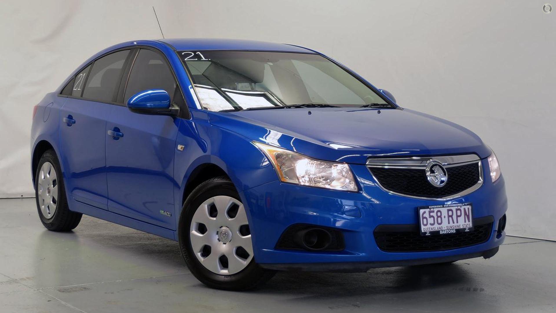 2011 Holden Cruze Cd