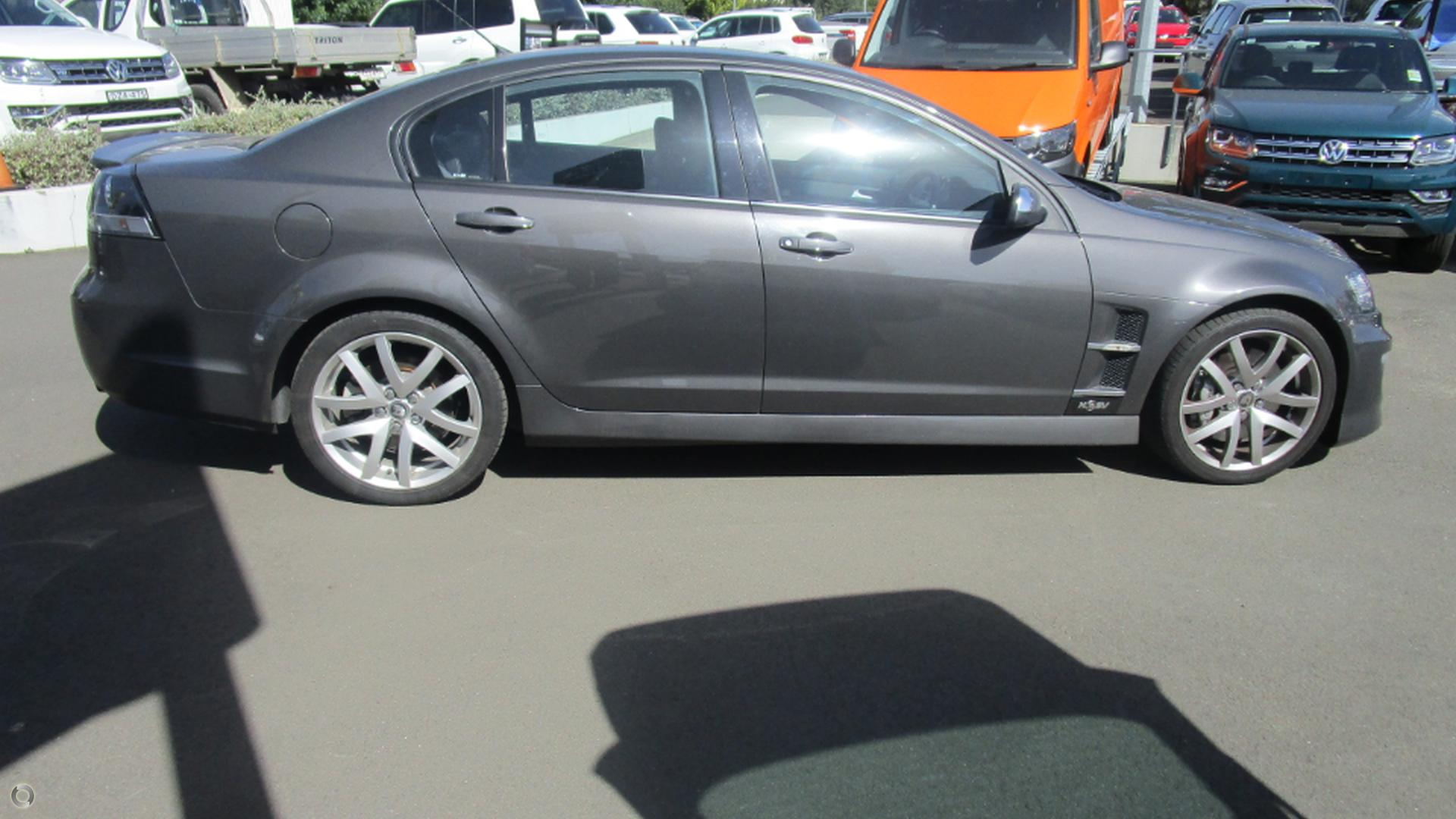 2010 Holden Special Vehicles Clubsport GXP E Series 2