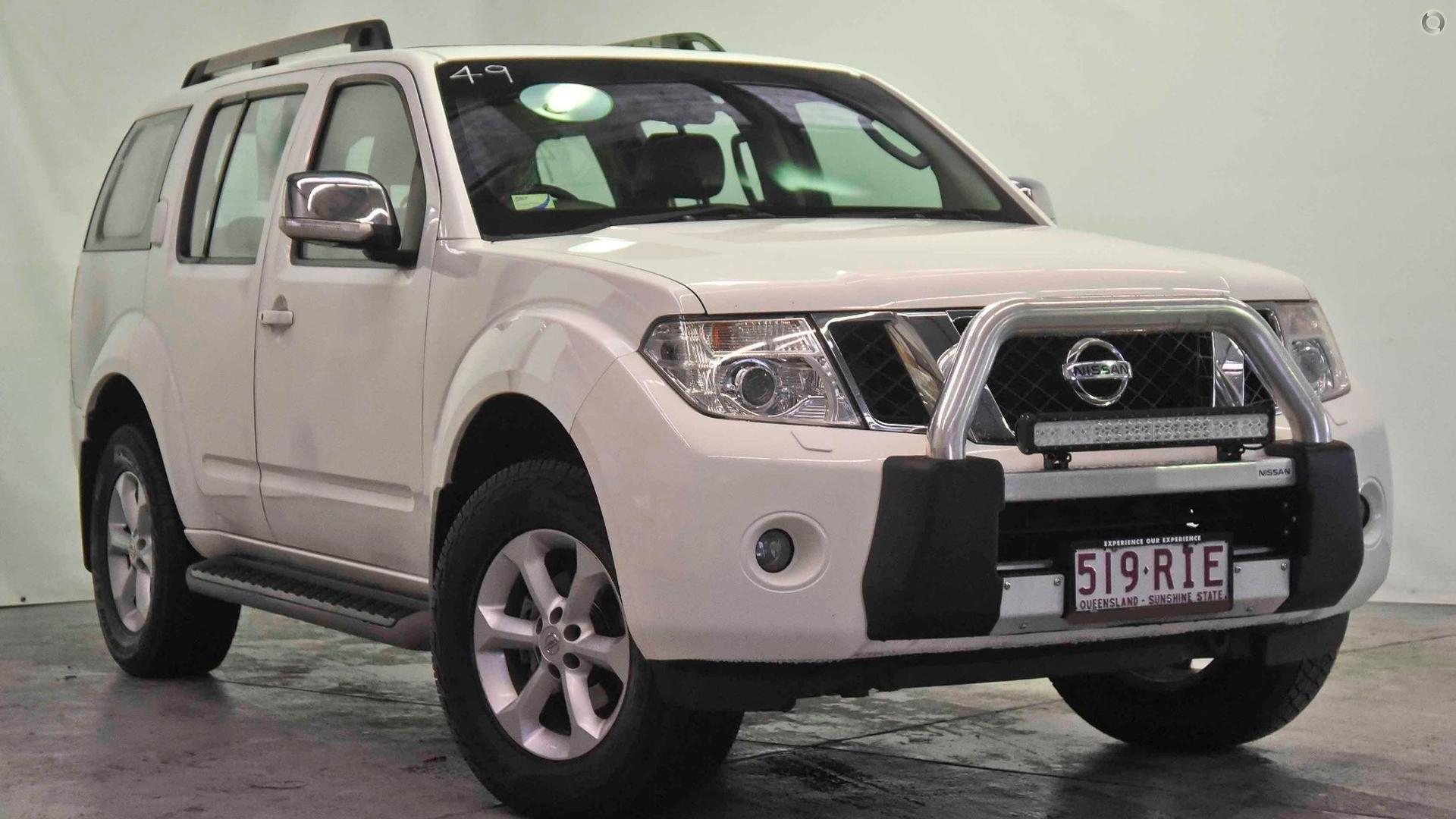 2010 Nissan Pathfinder Ti