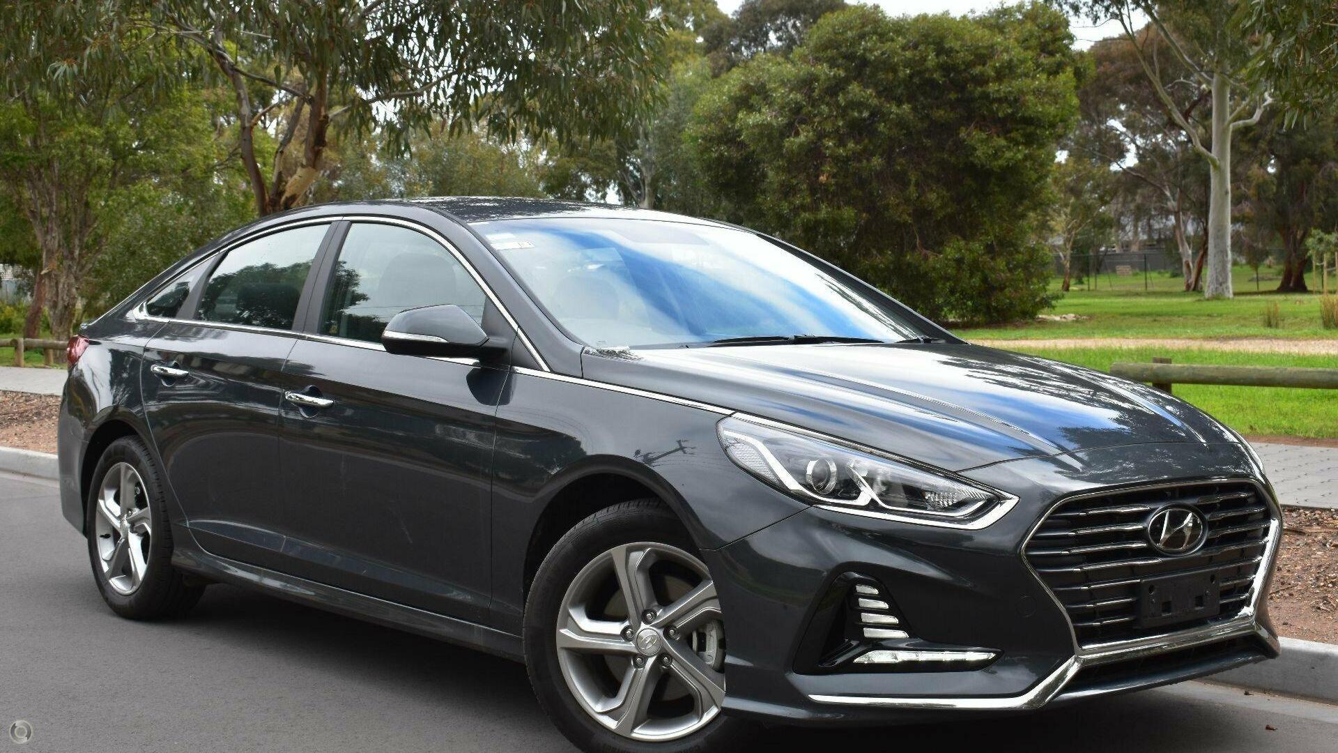 2017 Hyundai Sonata Active LF4