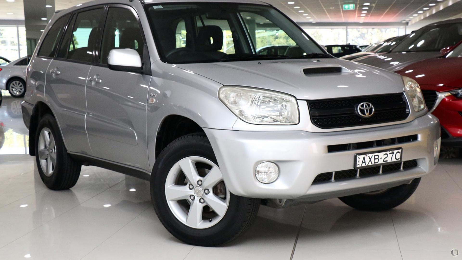 2005 Toyota Rav4 Cv