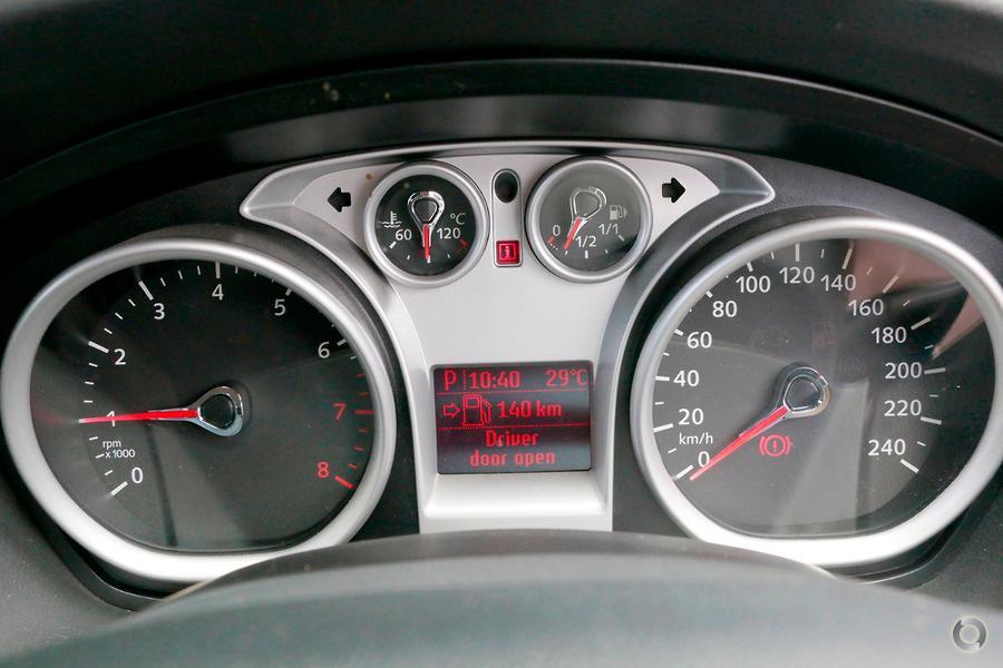 2011 Ford Focus LX LV Mk II