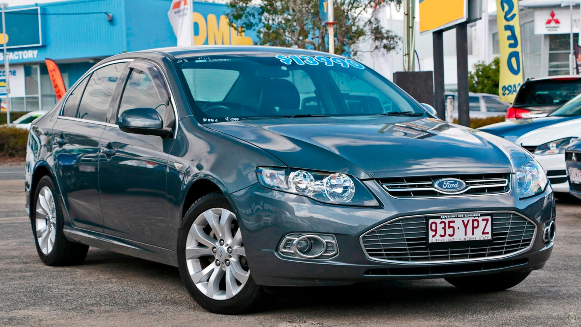 2012 Ford Falcon G6 EcoBoost FG MkII